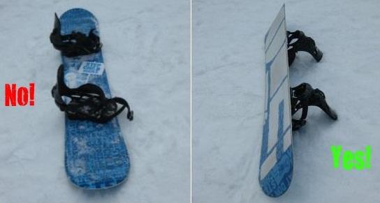 safe snowboard