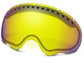 yellow lens snowboarding goggles